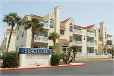 Padre Island Condo w/Beach just a short walk away