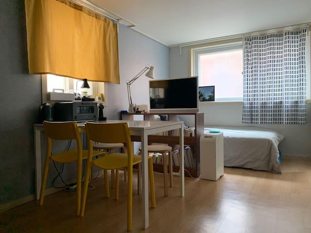 [Design House] for single traveler #Only Female