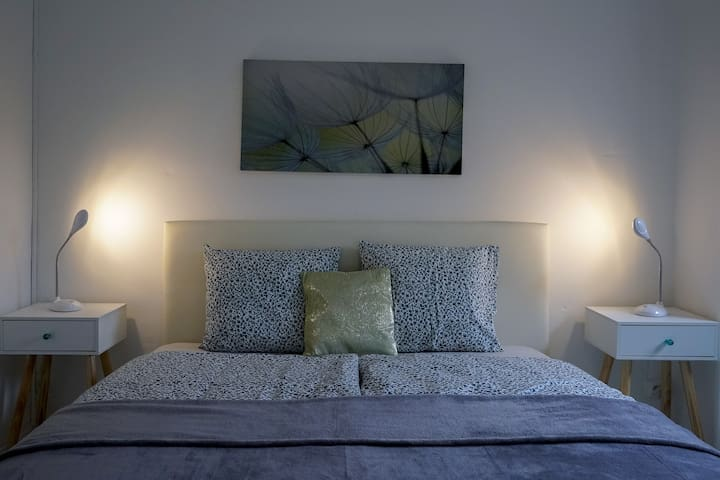 Sans Souci 1 - Bedroom 1
