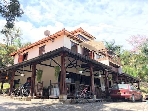 Hotel Santa Bárbara Campestre Miraflores