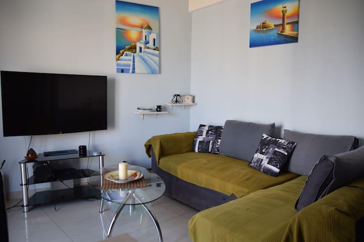 Apartment design by Raptop culture 2