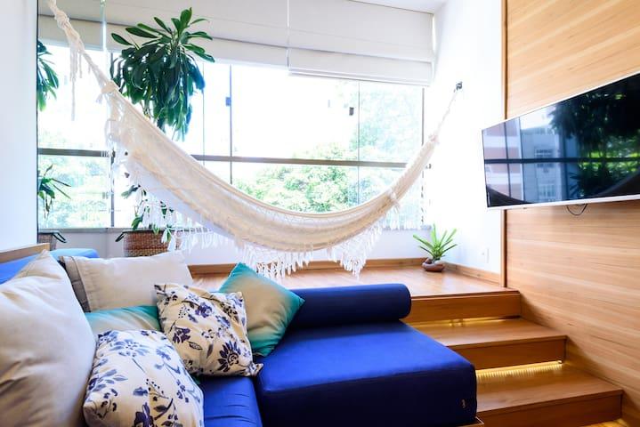 Ipanema! Brand new designer studio