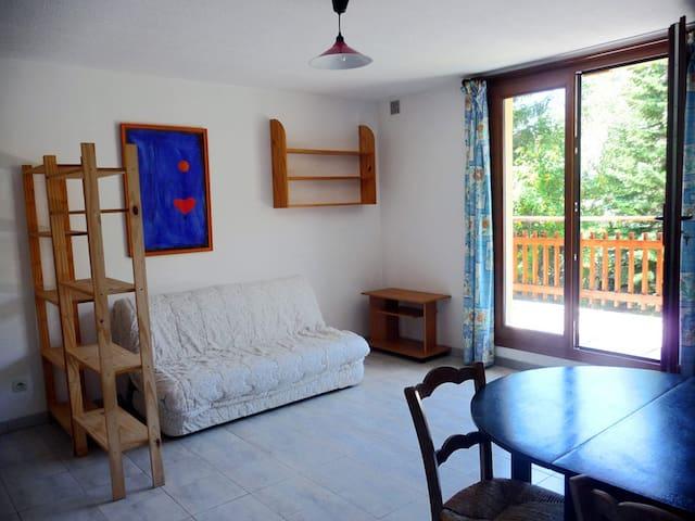 F2 pleine nature, 3 km de Font Romeu - Égat - Apartment