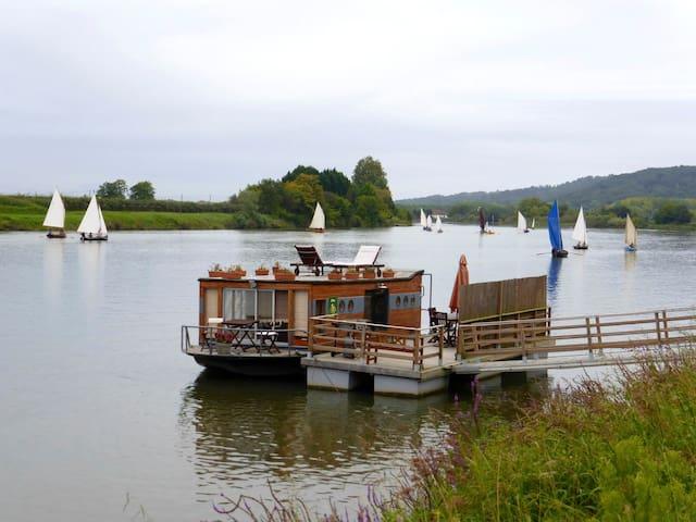 Gîte fluvial Safarive - Port-de-Lanne - Vaixell