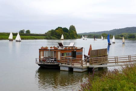 Gîte fluvial Safarive - Port-de-Lanne - Boot