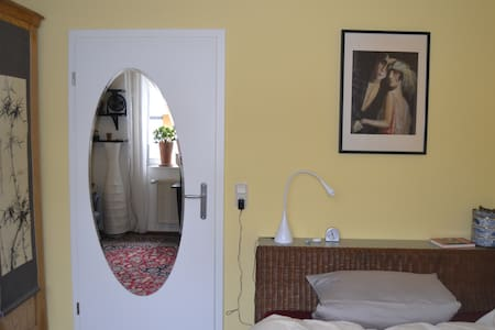 Gemütliches Zimmer in Mannheim - Neckarau - Mannheim