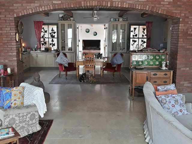 Beach Cottage Langebaan Private room