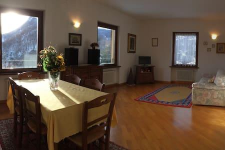 Appartamento Al Canelino - Asso - Wohnung