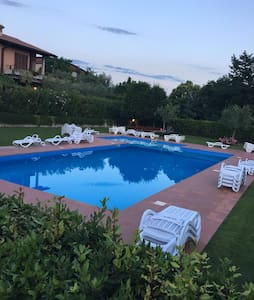 Nice Residence 5 min from the center of Lazise - Lazise