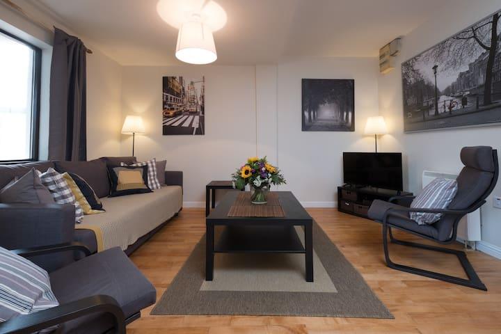 City Centre Apartment: C Blake Suite
