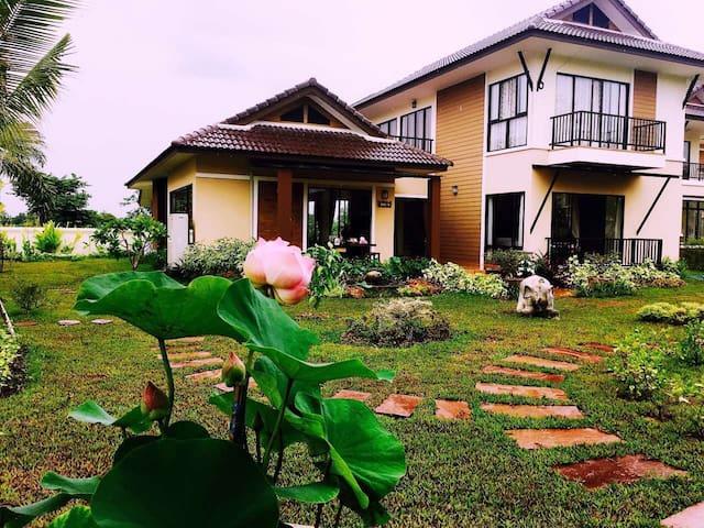 清迈清风叙来别墅 - Tambon Ban Waen - Villa