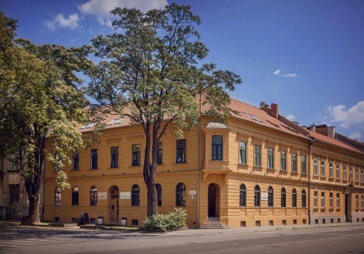 Apartmánový hotel CITY RESIDENCE v centre Košíc.