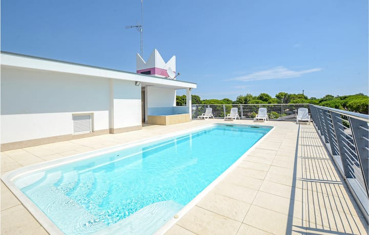 Holiday apartment with 1 bedroom on 40m² in Bibione