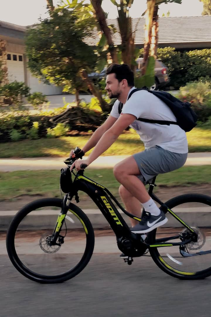 Look at the sweet pedal-assist eBikes