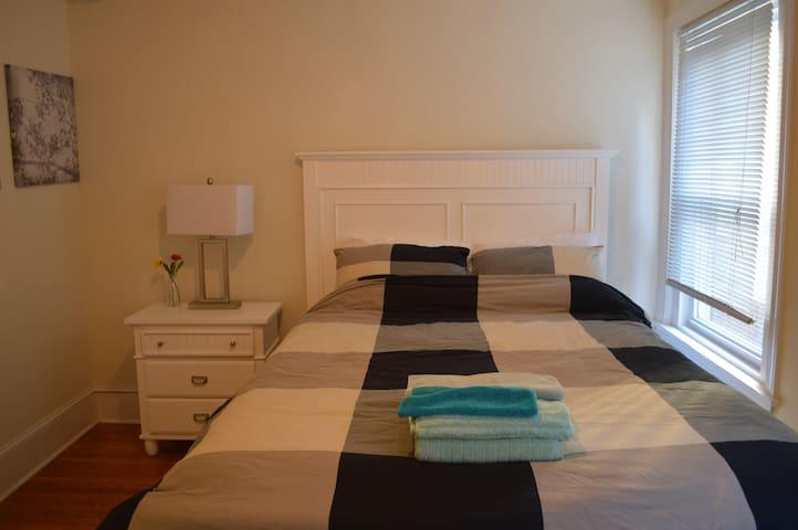 Convenient, cozy room in Center city