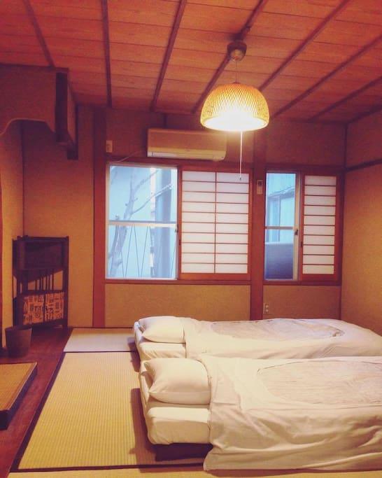 Japanese bedroom(2nd floor)