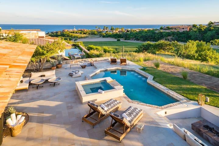 Naah Payil 5 bdr. beautiful Villa in Cabo del Sol