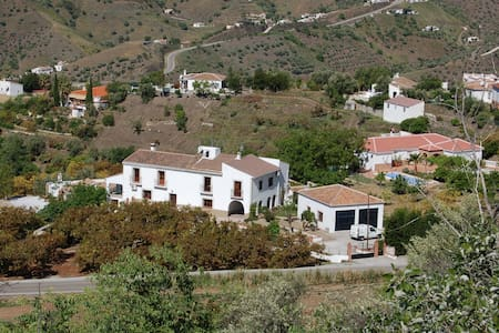 finca el cortijillo, 1 bedroom incl.breakfast 79€ - Canillas de Albaida