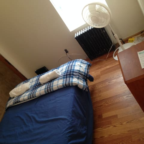 5-9km to WTC/Times SQ,sleep2,CL3 - Jersey City - Casa