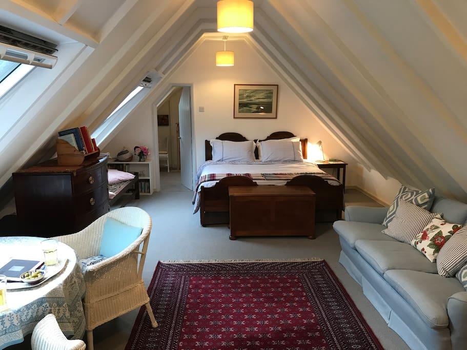 Barn accommodation 1