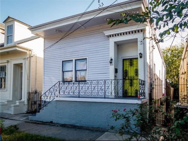 The Faubourg Abode - Marigny charm & convenience