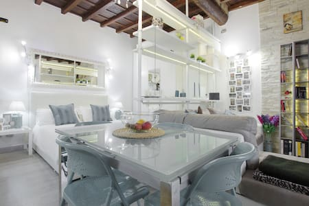 Your nest in Trastevere, the heart of Rome - Roma - Loft