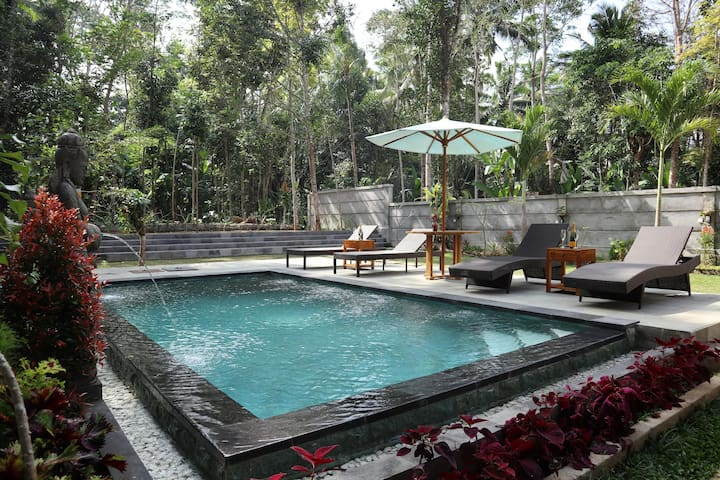 PONDOK YANA!! Stunning 3BR Private Villa With Pool