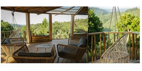 Peaceful eco friendly getaway in  the S.W Alentejo