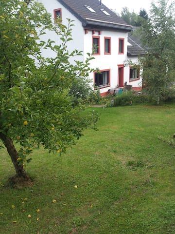 Bauernhaus in der Eifel  zum Mitbewohnen/Zimmer