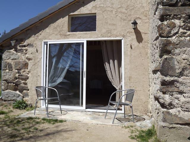 la grangette - Loubaresse - 獨棟