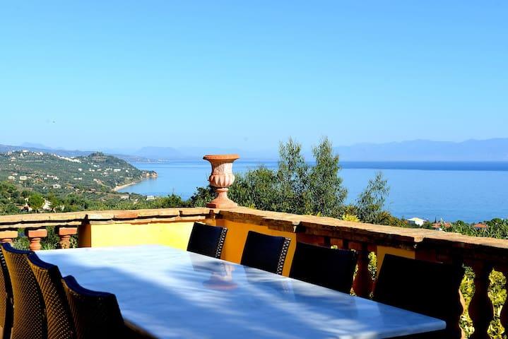 Villa the Art, privélandgoed met zwembad