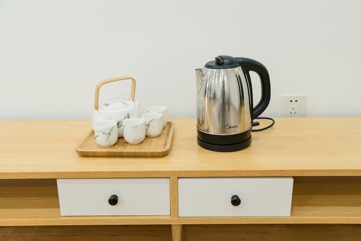 茶具也有小风格