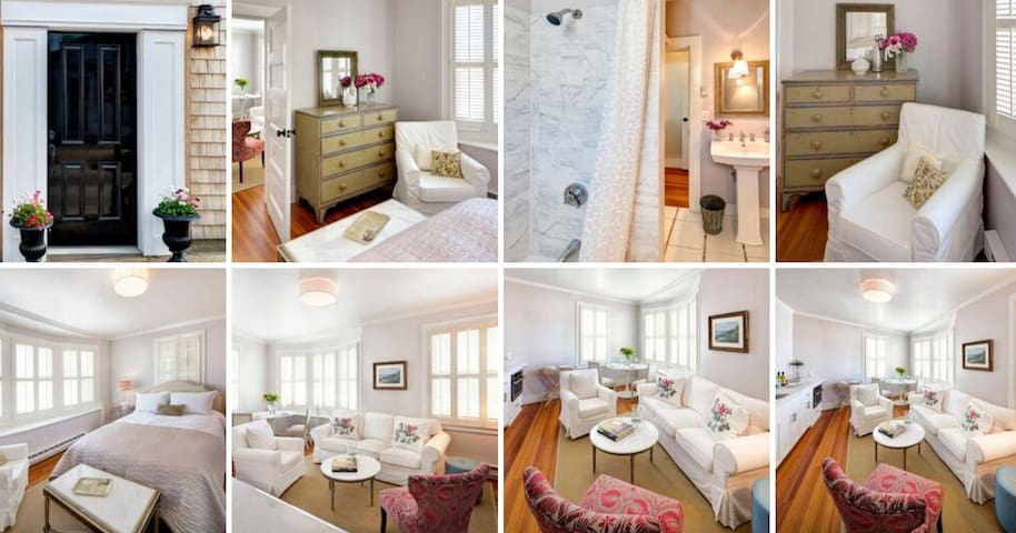Martha's Vineyard Pied-á-terre # 1 Vineyard Haven - Vineyard Haven - Apartamento