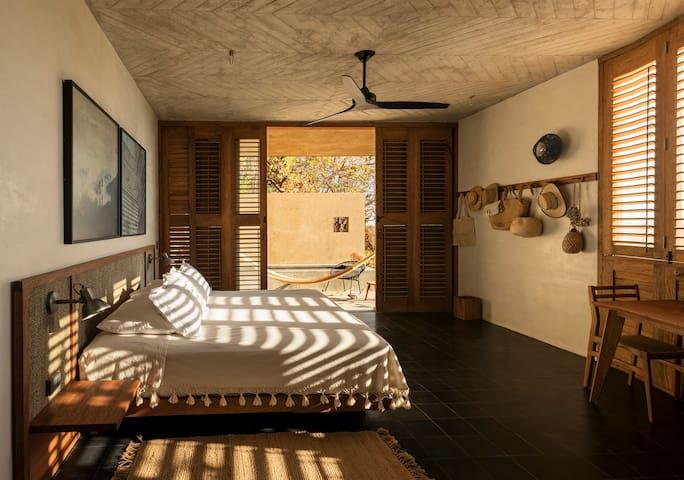 los mejores airbnb de las playas de oaxaca