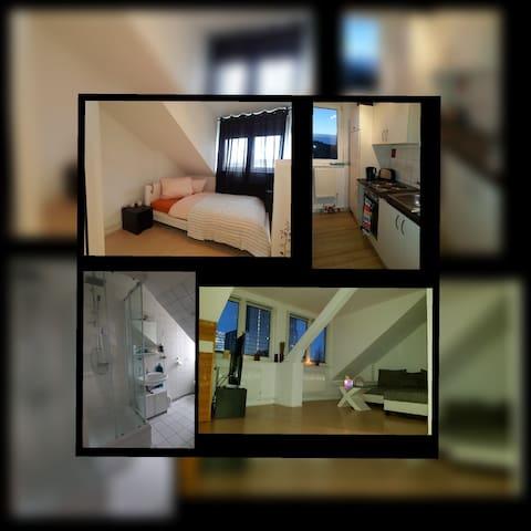 tolle Dachgeschosswohnung St. Pauli - Amburgo - Appartamento