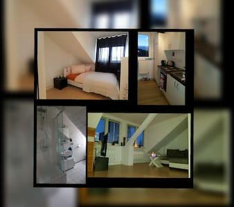 tolle Dachgeschosswohnung St. Pauli - Hamburg - Wohnung