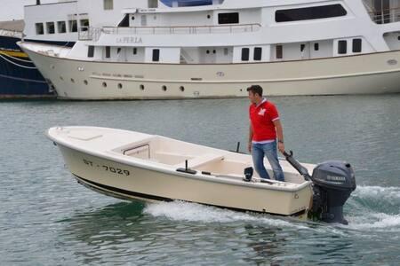 Boat /Ribar 484/ - Vranjic - Vaixell