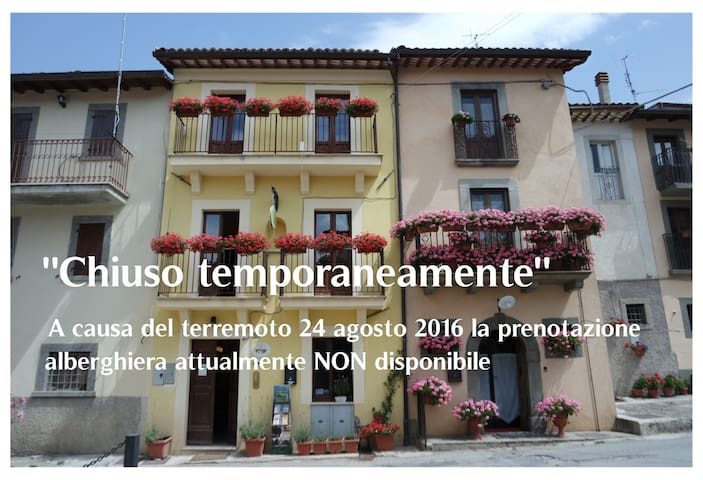 Casa vacanza in montagna - Retrosi - Appartement
