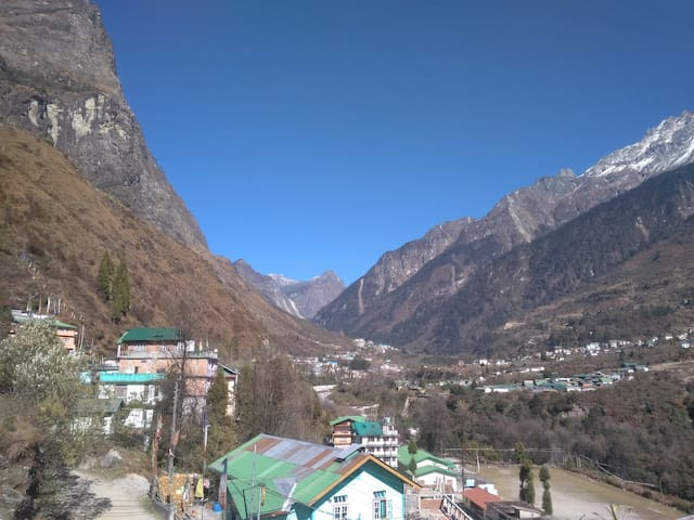 Lachung stay with a View