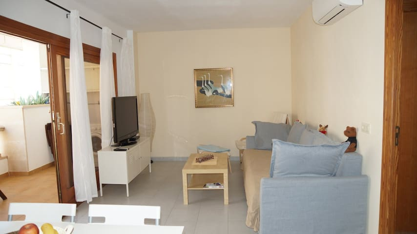 Apartment für 2 Personen am Hafen von Colonia 1.OG