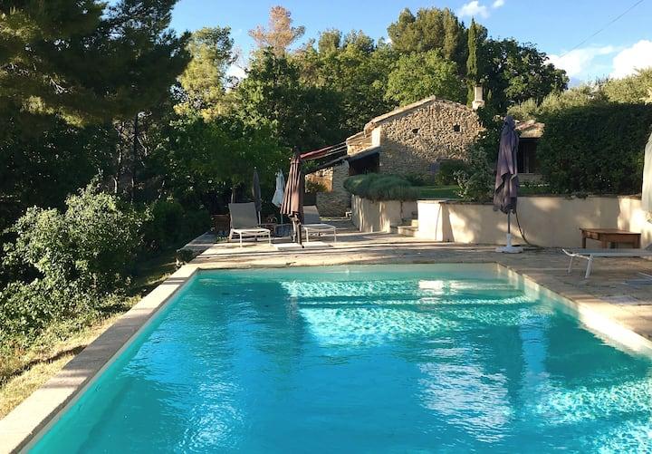 Maison de vacances en Drôme Provencale