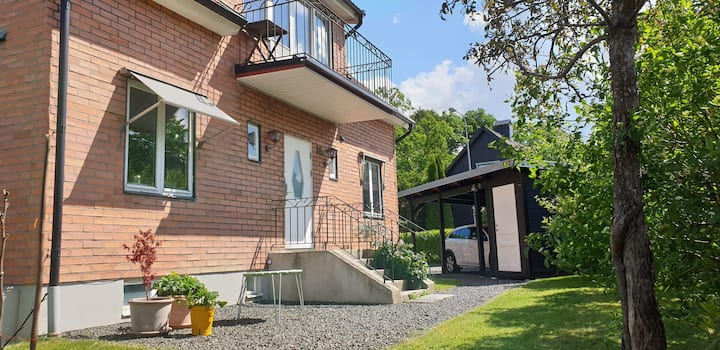 House in Quiet Area - Close to Gothenburg Centre