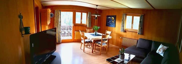 Gemütliche 2-Zimmerwohnung für Naturliebhaber
