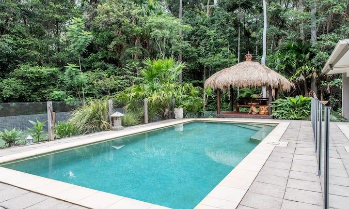 Noosa Rainforest Escape - Asian Influences