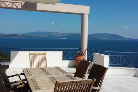 Villa Bella Vista (101852)sea view - Dikastika