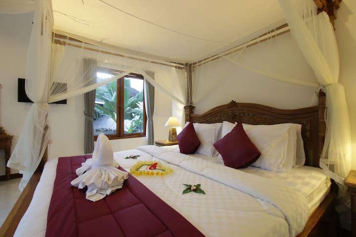 The Sunset House Accomodation - Kabupaten Gianyar - Bed & Breakfast