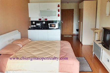 Cosy Clean and Quiet right in town - Chiang Mai