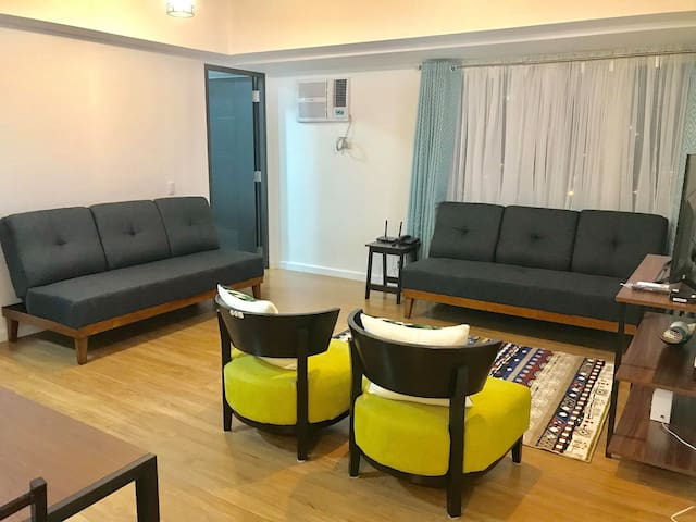 Abreeza Condo Fully Furnished 1 Bedroom Unit