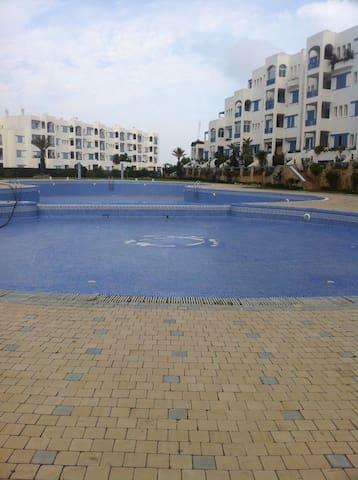 Bel appartement à Jawhara Smir