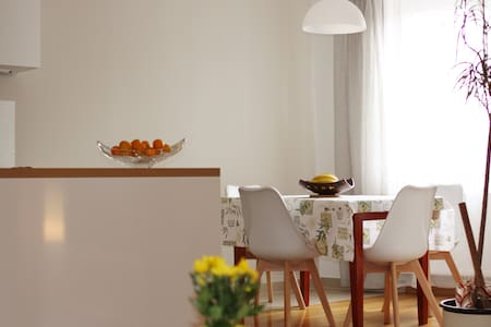 Lovely spacious apartment with free parking - Zagreb - Lejlighed